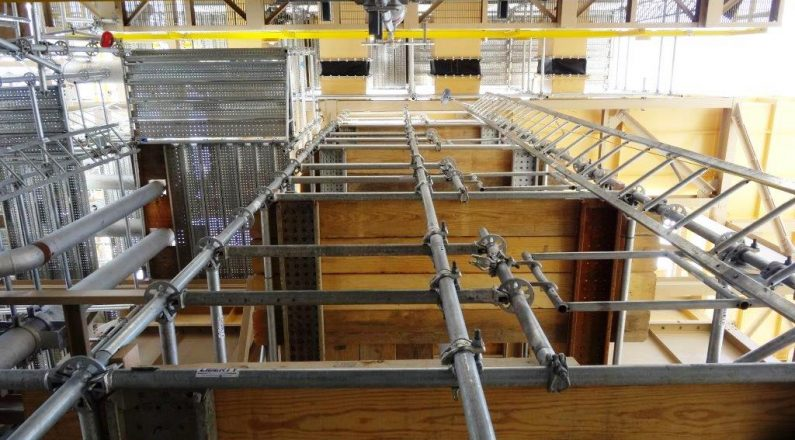 Flexible scaffold system to meet any project need