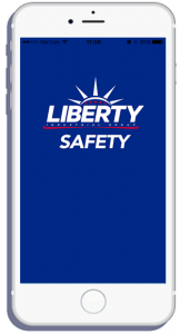 LIG's iPhone safety App