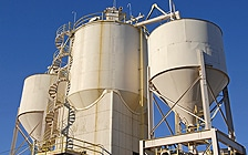 Providing Cement Production Service.