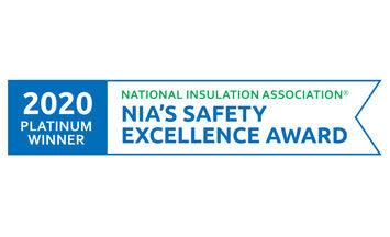 NIA Safety Excellence Award