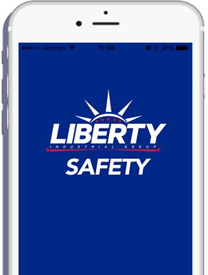 LIBERTY'S SAFETY APP